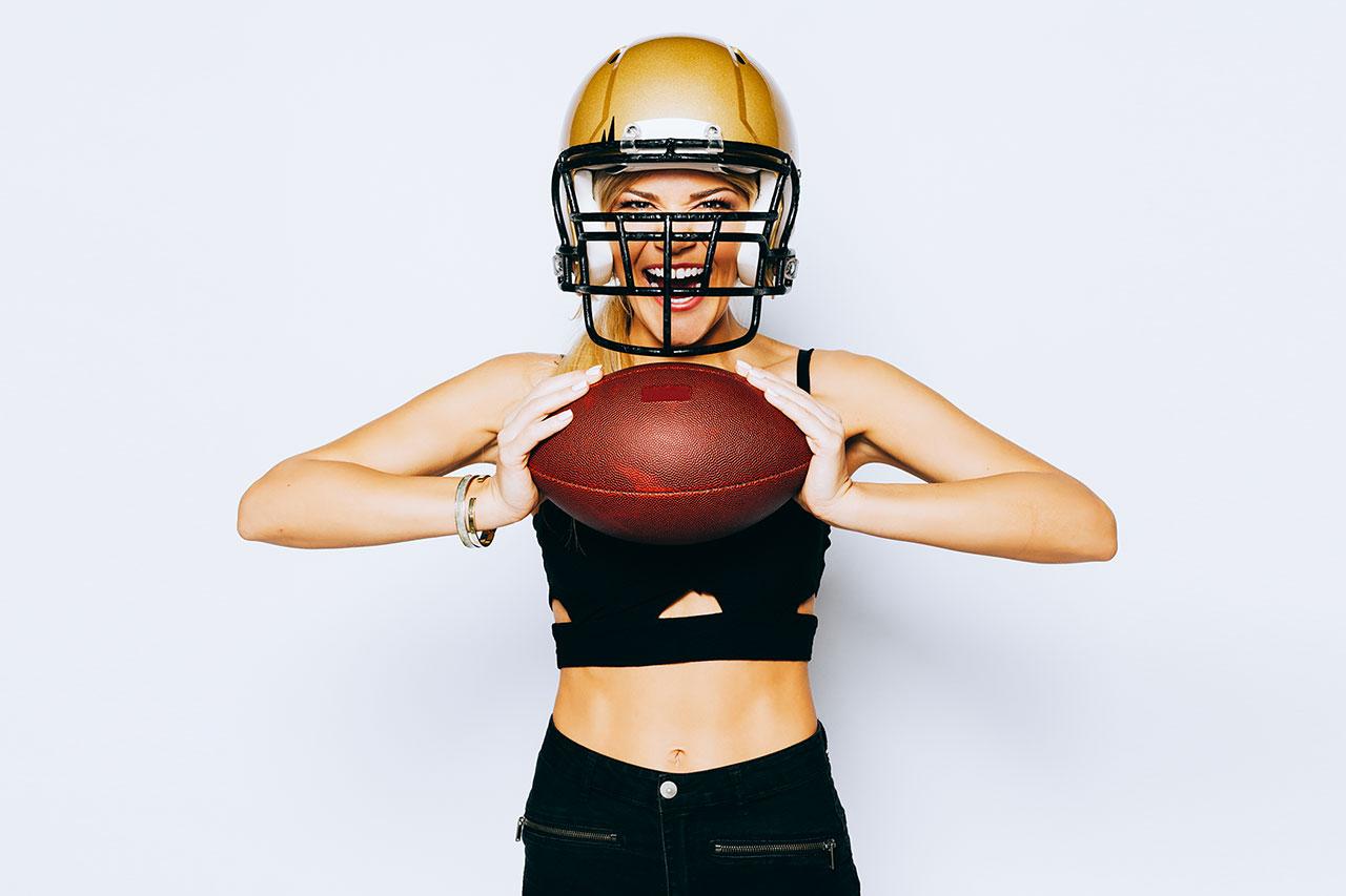 girl power sport
